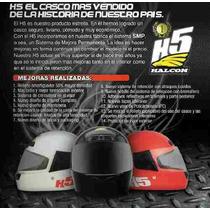 Casco Integral Halcon H5 Motos Miguel