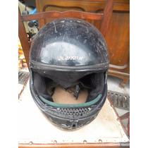 Casco De Moto Marca Cid Campeador Usado $ 150