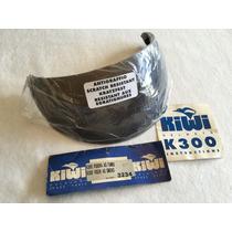 Visor Para Casco Kiwi K300. Oscuro