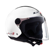 Casco Abierto Ls2 Rocket Il White Blanco Urquiza Motos