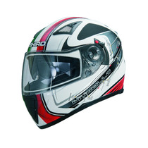 Casco Shiro Sh3700 Gp Mugello Italia Doblevisor Devotobikes