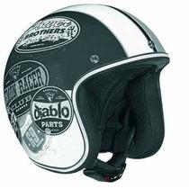 Cascos Custom Vega Tipo Bobber Choper Harley Casco Moto