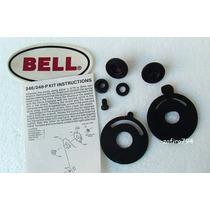 Casco Bell, Repuesto Accesorio Para El Visor, Pivotes En Kit
