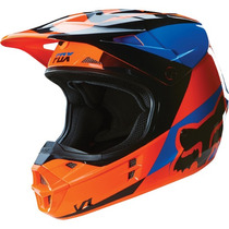 Casco Fox V1 Motocross Enduro Atv V2 V3 Unicos En Mercadolib