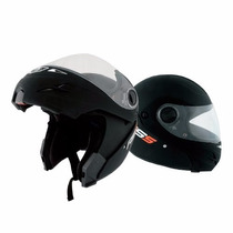 Casco Rebatible Hawk Rs5 Económico! En Wagner Hermanos!
