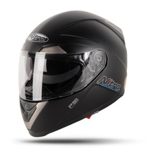 Casco Nitro Ff303 N Psi Matte Doble Visor Air Go Devotobikes