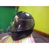 Vendo O Permuto Casco Zeus Helmet Con Doble Visor