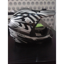 Casco De Cross Vega Talle M De Chicos Oportunidad!!!!!!