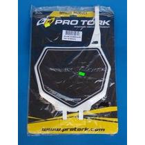 Porta Numero Moto Cross Pro Tork (brasil )