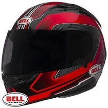 Casco Bell Pista Qualifier Talle Xl Cam Red Tienda Moto