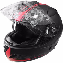 Casco Zeus 806 Doble Visor Alta Gama Mod.2015 Freeway Motos!