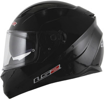 Casco Ls2 Ff320 Single Mono Doble Visor Moto Delta