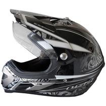 Casco Ls2 Mx433 Cross Con Visor Magnum Devotobikes New 2015