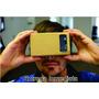 Google Cardboard Realidad Virtual En Tu Smartphone Visor 3d