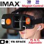 Google Cardboard Realidad Virtual 360º 3d 4 A 6 Pulg