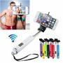 Palo De Selfie Q-08 Con Bluetooth Y Zoom Varios Colores