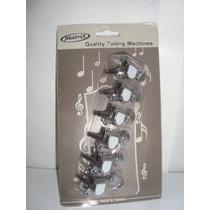 Clavijas Para Guitarra Eléctrica Matrix