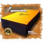 Colchon De Salto - Dragpad 2x1,5x0,40 Con Goma Espuma 28 Kgr