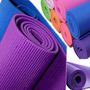 Colchonetas Mat Yoga Pilates Pvc Antidesliz 4mm Esp Oferta!!