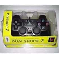 Joystick Sony 100% Original Playstation 2 Dualshock