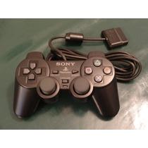 Joystick Sony Original - Analogico 2.45 M De Cable
