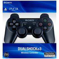 Joystick Sony Dualshock Wireless Ps3 Nuevo Sellado Original
