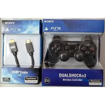 Joystick Ps3 Original Tienda Sony Control Dualshock Garantia