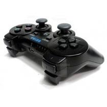 Joystick Bluetooth Recargable Para Sony Ps3 Y Pc Six 6 Axis