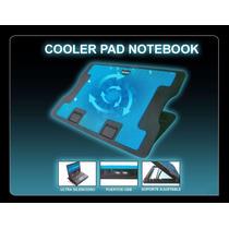 Base Notebook Seisa Dn-b638, Cooler Pad Para Notebook De 15