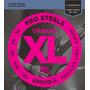 Daddario Exl170-5 Tp Cuerdas Bajo Calibre 0.45 Set