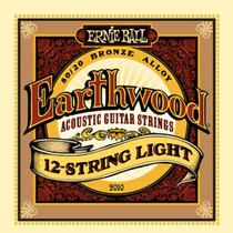 Ernie Ball Earthwood 12 Strings Light 2010 (.009-.046)