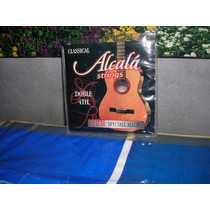 Cuerda Para Guitarra 4ta Re- Alcala Strings - Plata 1000