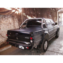 Tapas Rebatibles® Mitsubishi = Lonas Inviolables X M2