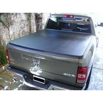Tapas Rebatibles® Dodge Ram 1500 = Lonas Inviolables Por M2