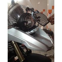 Accesorios Para Motos Bmw Cubre Faro Acero Rebatible R1200gs