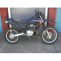 Defensa Lateral Honda Xr 250 Tornado