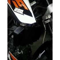 Protector Cubre Radiador Ktm Duke 200. Nuevo !!!!!