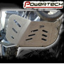 Cubre Carter Honda Nx 400 Falcon Chapon Defensa - Powertech