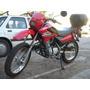 Honda Bros 125 Defensa Motor
