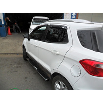Jgo Estribos Cromados Ford Ecosport Kinetic 2013-2014