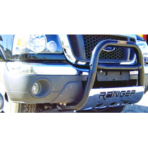 Avance Defensa Con Chapon Pintada Chevrolet S10 2012 29048