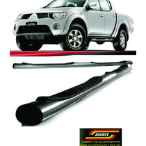 Accesoriosweb Estribo Tubular Cromado Chevrolet S-10 14049