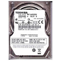 Disco Rigido 160 Gb Notebook Toshiba Mk1665gsx Como Nuevo