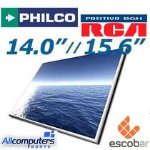 Pantalla Display Led Notebook 14 15.6 Philco Noblex Rca Bgh!