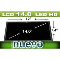 Display Notebook 14.0 Led Lenovo Bgh Admiral Bangho Comodore