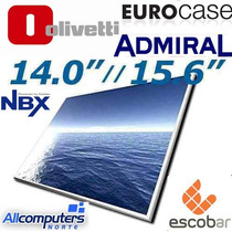 Pantalla Display Notebooks Olivetti Admiral Eurocase Cx Nbx