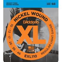 Daddario Cuerdas Guit Electrica Exl110 / Open-toys Avell 41