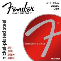 Encordado Cuerdas Fender 2250l - P/ Mandolin - Niquel - 011