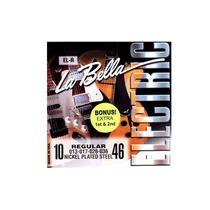 Encordado Guitarra Electrica La Bella El-r 010-046 Usa Envio