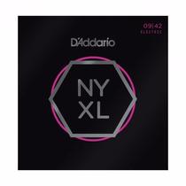 Encordado Cuerdas Daddario Guitarra Eléctrica Nyxl 0942 09